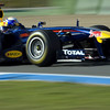 GEPA-12021199015 - FORMULA 1 - Testing in Jerez. Image shows Sebastian Vettel (GER/ Red Bull Racing). Photo: Jorge Guerrero/ Getty Images - For editorial use only. Image is free of charge
