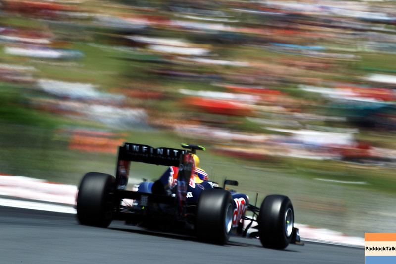 GEPA-22051199026 - FORMULA 1 - Grand Prix of Spain. Image shows Marc Webber (AUS/ Red Bull Racing). Photo: Paul Gilham/ Getty Images - For editorial use only. Image is free of charge