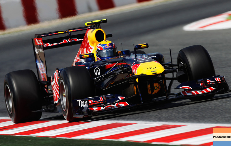 GEPA-21051199001 - FORMULA 1 - Grand Prix of Spain. Image shows Mark Webber (AUS/ Red Bull Racing). Photo: Mark Thompson/ Getty Images - For editorial use only. Image is free of charge