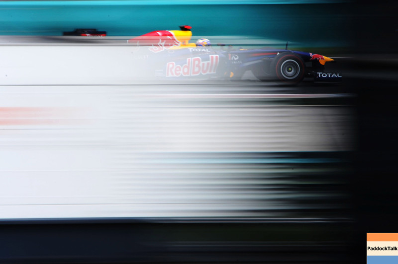 GEPA-30071199020 - FORMULA 1 - Grand Prix of Hungary, Hungaroring. Image shows Sebastian Vettel (GER/ Red Bull Racing). Photo: Getty Images/ Lars Baron - For editorial use only. Image is free of charge
