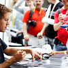 GEPA-09061199003 - FORMULA 1 - Grand Prix of Canada. Image shows Sebastian Vettel (GER/ Red Bull Racing). Keyword: autograph. Photo: Mark Thompson/ Getty Images - For editorial use only. Image is free of charge