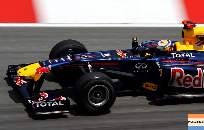 GEPA-08041199020 - FORMULA 1 - Grand Prix of Malaysia, Sepang Circuit. Image shows Sebastian Vettel (GER/ Red Bull Racing). Photo: Getty Images/ Paul Gilham - For editorial use only. Image is free of charge
