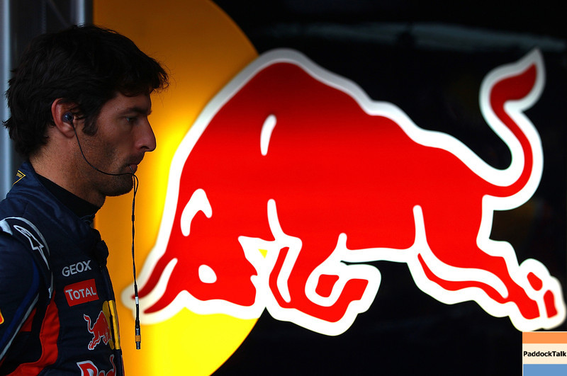 GEPA-20021199009 - FORMULA 1 - Testing in Barcelona, Circuit de Catalunya. Image shows Mark Webber (AUS/ Red Bull Racing). Photo: Vladimir Rys/ Getty Images - For editorial use only. Image is free of charge