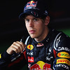 GEPA-11091199205 - FORMULA 1 - Grand Prix of Italy, press conference. Image shows Sebastian Vettel (GER/ Red Bull Racing). Photo: Getty Images/ Mark Thompson - For editorial use only. Image is free of charge