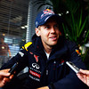 GEPA-05051199003 - FORMULA 1 - Grand Prix of Turkey, preview. Image shows Sebastian Vettel (GER/ Red Bull Racing). Photo: Getty Images/ Mark Thompson - For editorial use only. Image is free of charge