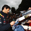 GEPA-26031199001 - FORMULA 1 - Grand Prix of Australia. Image shows Mark Webber (AUS/ Red Bull Racing). Photo: Getty Images/ Robert Cianflone - For editorial use only. Image is free of charge