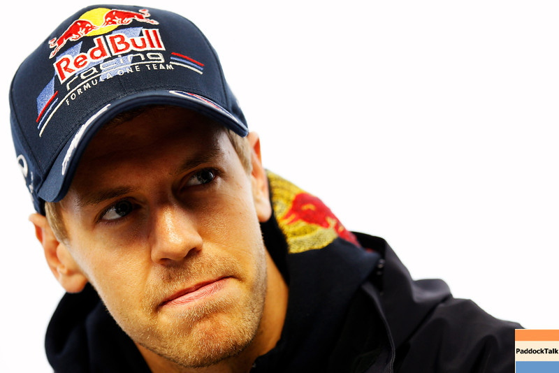 GEPA-05051199002 - FORMULA 1 - Grand Prix of Turkey, preview. Image shows Sebastian Vettel (GER/ Red Bull Racing). Photo: Getty Images/ Mark Thompson - For editorial use only. Image is free of charge