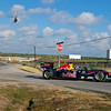 GEPA-19081199902 - FORMULA 1 - Showrun, Circuit of the Americas. Image shows David Coulthard (GBR). Photo: Red Bull Content Pool/ Chris Tedesco - For editorial use only. Image is free of charge