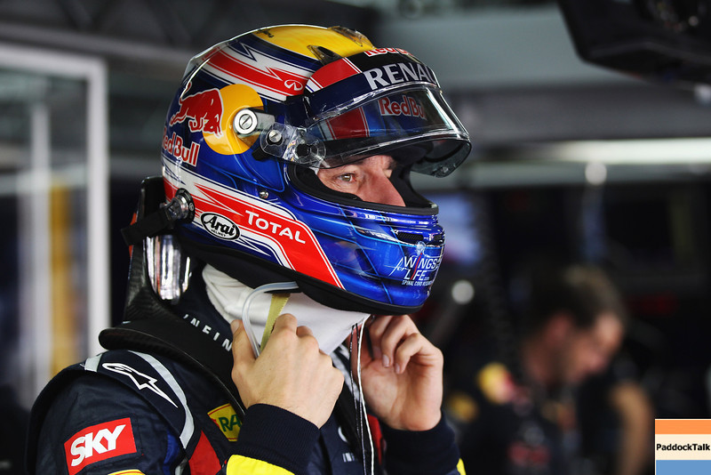 GEPA-25111199006 - FORMULA 1 - Grand Prix of Brazil, Interlagos. Image shows Mark Webber (AUS/ Red Bull Racing). Photo: Getty Images/ Mark Thompson - For editorial use only. Image is free of charge