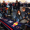 GEPA-22101199503 - FORMULA 1 - World Championship Party. Image shows Sebastian Vettel (GER/ Red Bull Racing). Keywords:  tire change. Photo: Getty Images/ Alex Grimm - For editorial use only. Image is free of charge