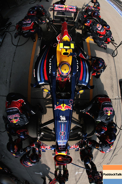 GEPA-17041199031 - FORMULA 1 - Grand Prix of China. Image shows Mark Webber (AUS/ Red Bull Racing). Photo: Getty Images/ Mark Thompson - For editorial use only. Image is free of charge