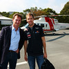 GEPA-10101199000 - FORMULA 1 - Grand Prix of Japan. Image shows team principal Christian Horner (Red Bull Racing) and Sebastian Vettel (GER/ Red Bull Racing). Photo: Getty Images/ Mark Thompson - For editorial use only. Image is free of charge