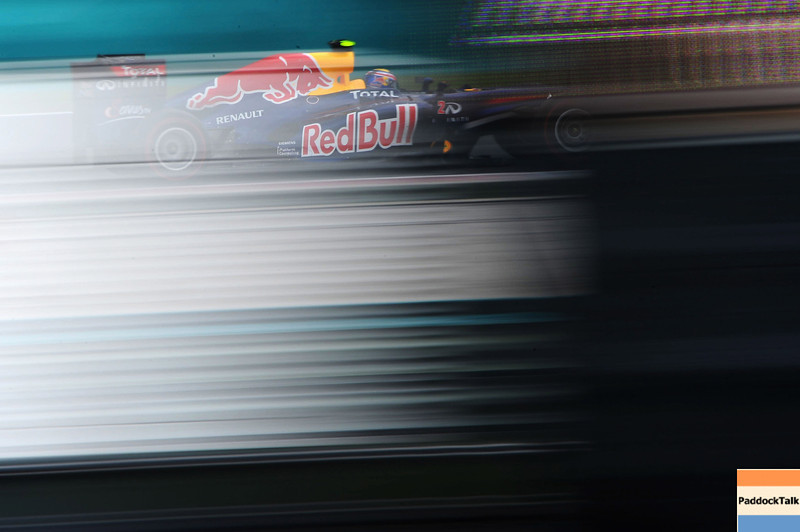 GEPA-30071199021 - FORMULA 1 - Grand Prix of Hungary, Hungaroring. Image shows Mark Webber (AUS/ Red Bull Racing). Photo: Getty Images/ Lars Baron - For editorial use only. Image is free of charge