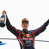 GEPA-11091199014 - FORMULA 1 - Grand Prix of Italy. Image shows the rejoicing of Sebastian Vettel (GER/ Red Bull Racing). Keywords: award ceremony. Photo: Getty Images/ Vladimir Rys - For editorial use only. Image is free of charge