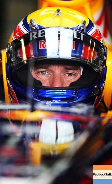 GEPA-29071199001 - FORMULA 1 - Grand Prix of Hungary, Hungaroring. Image shows Mark Webber (AUS/ Red Bull Racing). Photo: Getty Images/ Mark Thompson - For editorial use only. Image is free of charge
