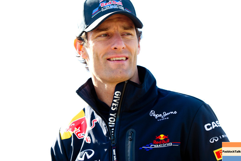 GEPA-23031199003 - FORMULA 1 - Grand Prix of Australia, preview, press talk at St. Kilda Beach. Image shows Mark Webber (AUS/ Red Bull Racing). Photo: Getty Images/ Mark Watson - For editorial use only. Image is free of charge