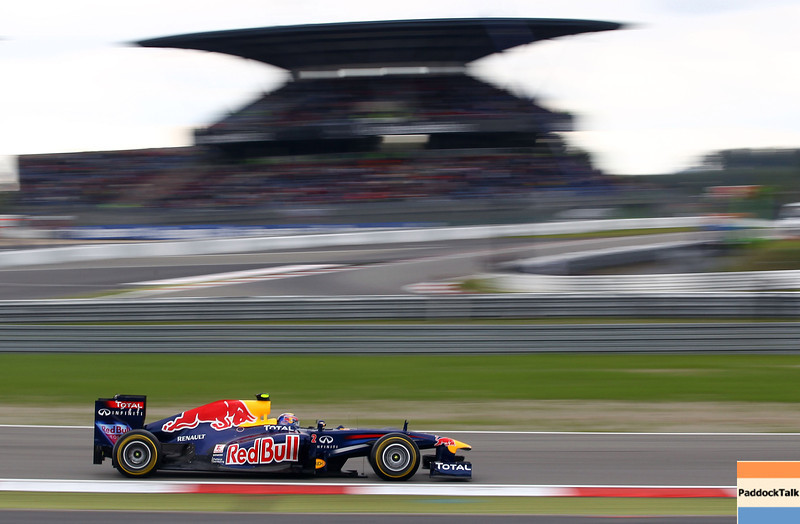 GEPA-23071199001 - FORMULA 1 - Grand Prix of Germany, Nuerburgring. Image shows Mark Webber (AUS/ Red Bull Racing). Photo: Getty Images/ Julian Finney - For editorial use only. Image is free of charge