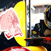 GEPA-18021199008 - FORMULA 1 - Testing in Barcelona, Circuit de Catalunya. Image shows Sebastian Vettel (GER/ Red Bull Racing). Photo: Vladimir Rys/ Getty Images - For editorial use only. Image is free of charge