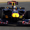 GEPA-10021199001 - FORMULA 1 - Testing in Jerez. Image shows Sebastian Vettel (GER/ Red Bull Racing). Photo: Mark Thompson/ Getty Images - For editorial use only. Image is free of charge