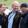 GEPA-14051181075 - SPIELBERG,AUSTRIA,14.MAY.11 - MOTORSPORT, FORMULA 1 - Media Day Red Bull Ring, project Spielberg. Image shows Sebastian Vettel (GER/ Red Bull Racing), motorsport consultant Helmut Marko (Red Bull) and Niki Lauda. Photo: GEPA pictures/ Christian Walgram - For editorial use only. Image is free of charge.