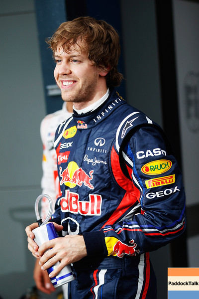 GEPA-26031199020 - FORMULA 1 - Grand Prix of Australia. Image shows Sebastian Vettel (GER/ Red Bull Racing). Photo: Getty Images/ Mark Thompson - For editorial use only. Image is free of charge