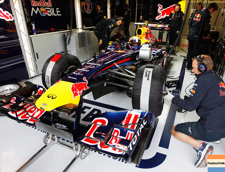 GEPA-06051199018 - FORMULA 1 - Grand Prix of Turkey. Image shows Mark Webber (AUS/ Red Bull Racing). Photo: Getty Images/ Mark Thompson - For editorial use only. Image is free of charge