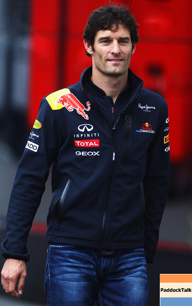 GEPA-21071199001 - FORMULA 1 - Grand Prix of Germany, Nuerburgring. Image shows Mark Webber (AUS/ Red Bull Racing). Photo: Getty Images/ Clive Mason - For editorial use only. Image is free of charge