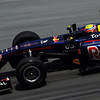 GEPA-08041199023 - FORMULA 1 - Grand Prix of Malaysia, Sepang Circuit. Image shows Mark Webber (AUS/ Red Bull Racing). Photo: Getty Images/ Paul Gilham - For editorial use only. Image is free of charge