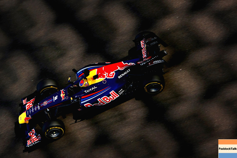 GEPA-16111199016 - FORMULA 1 - Testing in Abu Dhabi, Yas Marina Circuit, Young-Driver-Test. Image shows test driver Jean-Eric Vergne (FRA/ Red Bull Racing).  Photo: Getty Images/ Andrew Hone - For editorial use only. Image is free of charge