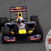 GEPA-11031199002 - FORMULA 1 - Testing in Barcelona, Circuit de Catalunya. Image shows Sebastian Vettel (GER/ Red Bull Racing). Photo: Vladimir Rys/ Getty Images - For editorial use only. Image is free of charge