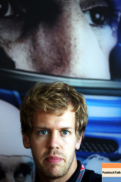 GEPA-23061199008 - FORMULA 1 - Grand Prix of Europe. Image shows Sebastian Vettel (GER/ Red Bull Racing). Photo: Paul Gilham/ Getty Images - For editorial use only. Image is free of charge