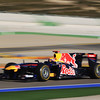 GEPA-03021199010 - FORMULA 1 - Testing in Valencia. Image shows Mark Webber (AUS/ Red Bull Racing). Photo: Mark Thompson/ Getty Images - For editorial use only. Image is free of charge