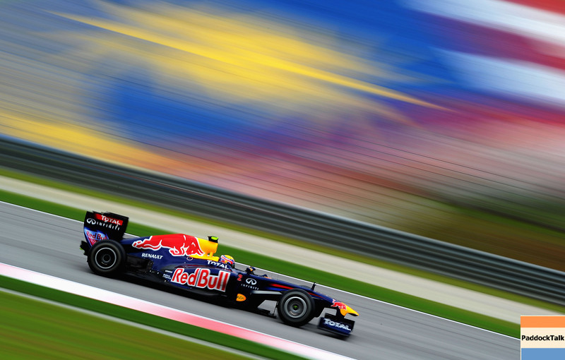 GEPA-08041199001 - FORMULA 1 - Grand Prix of Malaysia, Sepang Circuit. Image shows Mark Webber (AUS/ Red Bull Racing). Photo: Getty Images/ Clive Mason - For editorial use only. Image is free of charge