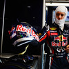 GEPA-10061199005 - FORMULA 1 - Grand Prix of Canada. Image shows Sebastian Vettel (GER/ Red Bull Racing). Keywords: helmet. Photo: Mark Thompson/ Getty Images - For editorial use only. Image is free of charge