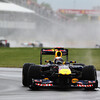 GEPA-12061199000 - FORMULA 1 - Grand Prix of Canada. Image shows Sebastian Vettel (GER/ Red Bull Racing). Keywords: rain. Photo: Paul Gilham/ Getty Images - For editorial use only. Image is free of charge