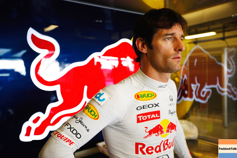 GEPA-11111199004 - FORMULA 1 - Grand Prix of Abu Dhabi, Yas Marina Circuit. Image shows Mark Webber (AUS/ Red Bull Racing). Photo: Getty Images/ Mark Thompson - For editorial use only. Image is free of charge