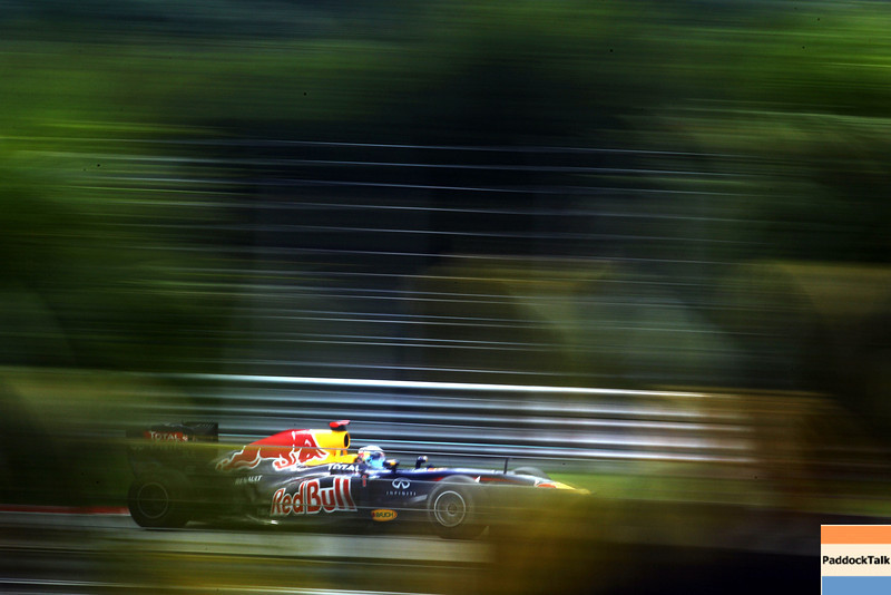 GEPA-09041199008 - FORMULA 1 - Grand Prix of Malaysia, Sepang Circuit. Image shows Sebastian Vettel (GER/ Red Bull Racing). Photo: Getty Images/ Paul Gilham - For editorial use only. Image is free of charge