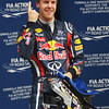 GEPA-29101199005 - FORMULA 1 - Grand Prix of India, Buddh-International-Circuit. Image shows Sebastian Vettel (GER/ Red Bull Racing). Photo: Getty Images/ Mark Thompson - For editorial use only. Image is free of charge