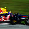 GEPA-10041199029 - FORMULA 1 - Grand Prix of Malaysia, Sepang Circuit. Image shows Mark Webber (AUS/ Red Bull Racing). Photo: Getty Images/ Clive Mason - For editorial use only. Image is free of charge