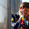 GEPA-02021199009 - FORMULA 1 - Testing in Valencia. Image shows Mark Webber (AUS/ Red Bull Racing). Photo: Mark Thompson/ Getty Images - For editorial use only. Image is free of charge