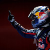 GEPA-22051199014 - FORMULA 1 - Grand Prix of Spain. Image shows the rejoicing of Sebastian Vettel (GER/ Red Bull Racing). Photo: Vladimir Rys/ Getty Images - For editorial use only. Image is free of charge