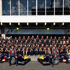 GEPA-24111199005 - FORMULA 1 - Grand Prix of Brazil, Interlagos. Image shows the team of Red Bull Racing with Mark Webber (AUS) and Sebastian Vettel (GER/ Red Bull Racing). Photo: Getty Images/ Mark Thompson - For editorial use only. Image is free of charge