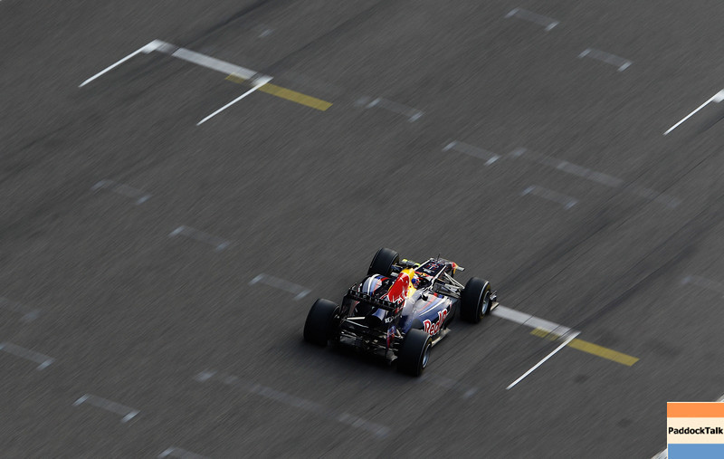GEPA-17041199033 - FORMULA 1 - Grand Prix of China. Image shows Mark Webber (AUS/ Red Bull Racing). Photo: Getty Images/ Paul Gilham - For editorial use only. Image is free of charge