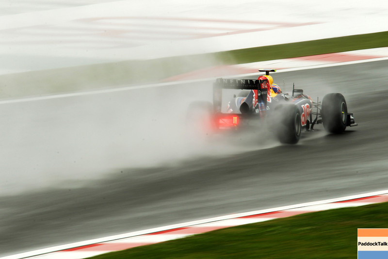 GEPA-06051199008 - FORMULA 1 - Grand Prix of Turkey. Image shows Mark Webber (AUS/ Red Bull Racing). Photo: Getty Images/ Bryn Lennon - For editorial use only. Image is free of charge