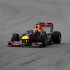 GEPA-09031199006 - FORMULA 1 - Testing in Barcelona, Circuit de Catalunya. Image shows Mark Webber (AUS/ Red Bull Racing). Photo: Vladimir Rys/ Getty Images - For editorial use only. Image is free of charge