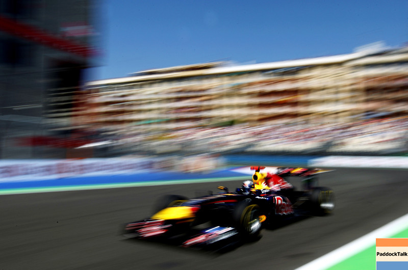 GEPA-25061199003 - FORMULA 1 - Grand Prix of Europe. Image shows Sebastian Vettel (GER/ Red Bull Racing). Keywords: feature. Photo: Clive Rose/ Getty Images - For editorial use only. Image is free of charge