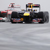 GEPA-12061199012 - FORMULA 1 - Grand Prix of Canada. Image shows Sebastian Vettel (GER/ Red Bull Racing) and Fernando Alonso (ESP/ Ferrari). Photo: Ker Robertson/ Getty Images - For editorial use only. Image is free of charge