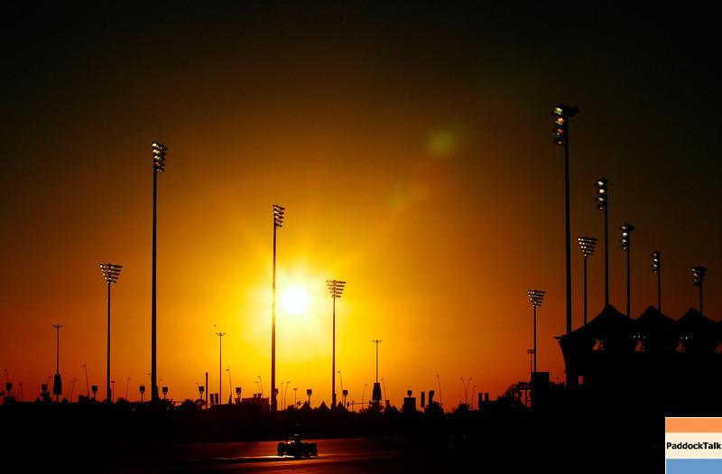 GEPA-11111199012 - FORMULA 1 - Grand Prix of Abu Dhabi, Yas Marina Circuit. Image shows Sebastian Vettel (GER/ Red Bull Racing). Photo: Getty Images/ Paul Gilham - For editorial use only. Image is free of charge
