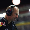 GEPA-24091199020 - FORMULA 1 - Grand Prix of Singapore. Image shows Technical Officer Adrian Newey (Red Bull Racing). Photo: Getty Images/ Mark Thompson - For editorial use only. Image is free of charge