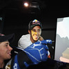 GEPA-08061199014 - FORMULA 1, MOTOGP - MotoGP Riders Visit Red Bull Factory. Image shows Casey Stoner (AUS) and Andrea Dovizioso (ITA/ Honda). Photo: Getty Images/ Bryn Lennon - For editorial use only. Image is free of charge